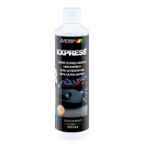 CIRE EXPRESS Shampoing Lustrant Toutes Carrosseries - 500 ml- MOTIP 744