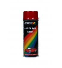 Peinture aérosol GENERAL MOTORS (1996 - 2004) WILDFIRE RED 2C - Code Couleur : 74U - Motip : 41410