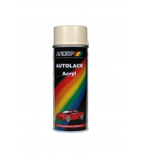 Peinture aérosol CHRYSLER (1986 - 1989) LIGHT CREAM - Code Couleur : PY2 - Motip : 46250