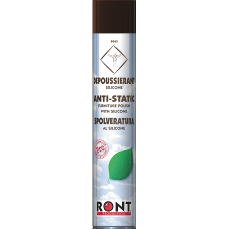 RONT PRODUCTION - DEPOUSSIERANT SILICONE - 9045